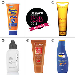 Best Sunscreen in the POPSUGAR Australia Beauty Awards 2013