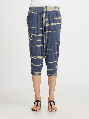 Raquel Allegra Tie-Dyed Slouchy Pants