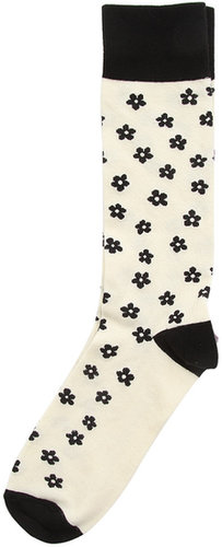 Socken weiß Blumendruck MARC BY MARC JACOBS