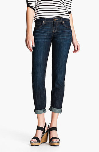 KUT from the Kloth 'Catherine' Boyfriend Jeans (Petite) Royal 14P
