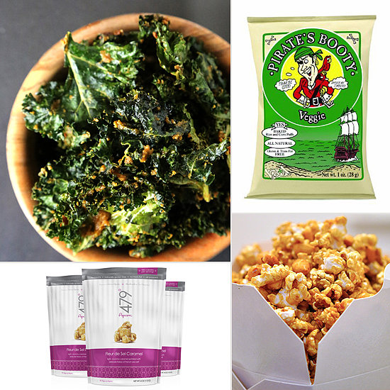 10 DIY Snacks For the Road (and 10 Alternatives For on the Run)