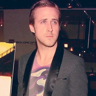 Ryan Gosling in Lisa Frank