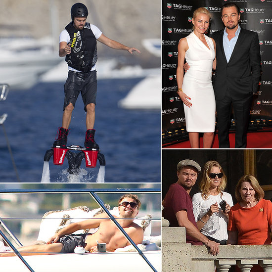 Leonardo DiCaprio Is Having the Best Summer Ever