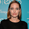 Pictures Of Angelina Jolie & Natalie Portmant At Disney Expo