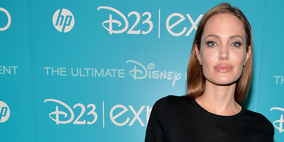 Angelina Jolie Talks About Scaring Children at Disney's Big Day