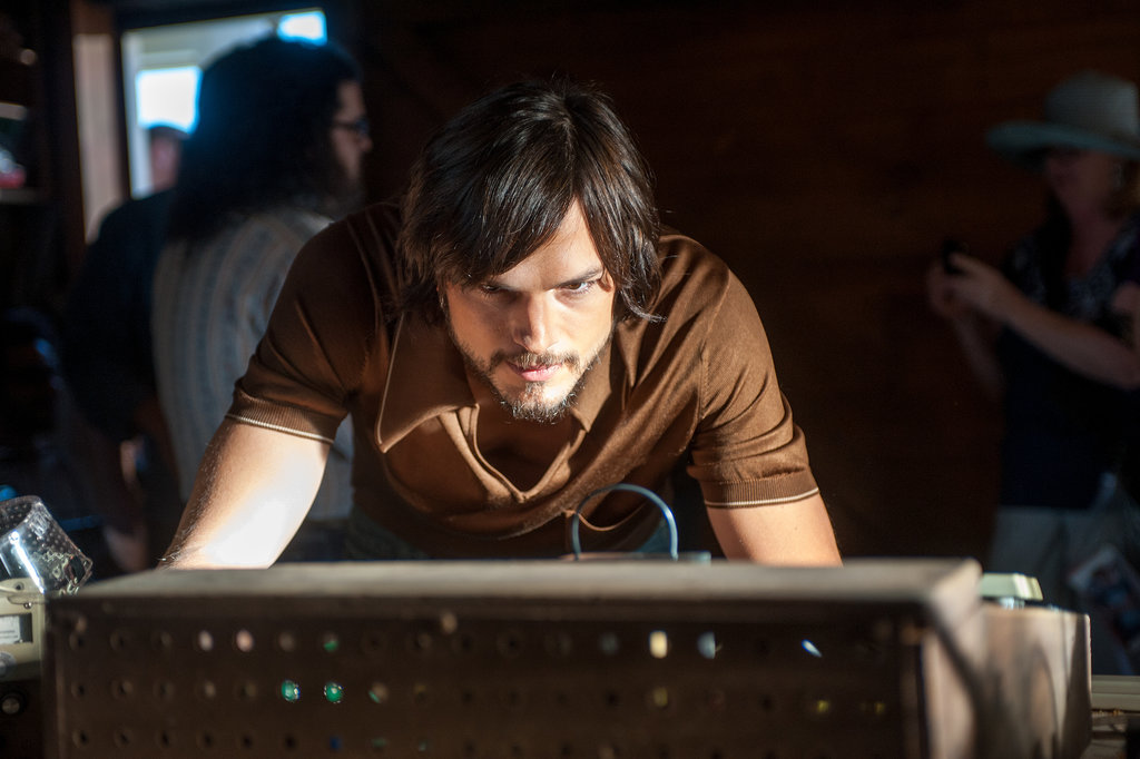 Ashton Kutcher in JOBS. Source: Open Road Films