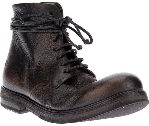 Marsèll lace up boot
