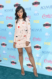 Kerry Washington attended the 2013 Teen Choice Awards.