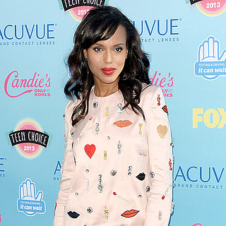 Teen Choice Awards: Pretty in Prints!