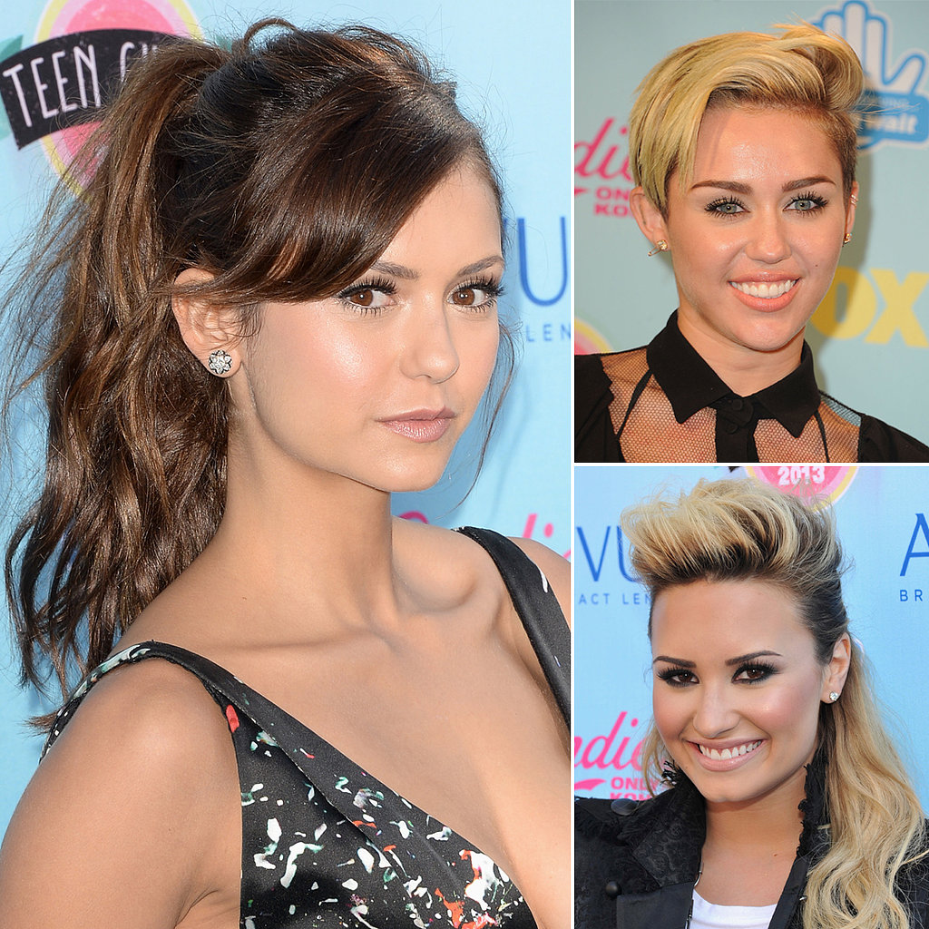 Choice Beauty: See the Best Looks From the Teen Choice Awards!