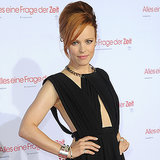 Rachel McAdams at the About Time Premiere in London