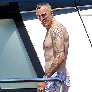 Daniel Day-Lewis Shirtless | Photos