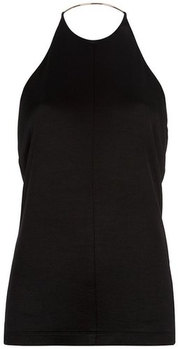 T By Alexander Wang halter top