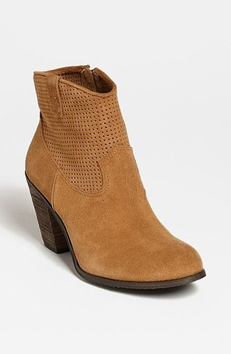 Vince Camuto 'Holden' Bootie Womens Toast Size 7 M 7 M
