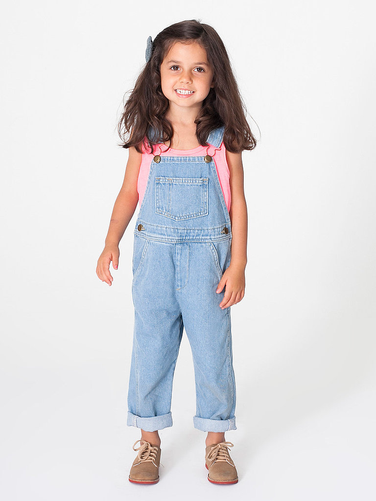 Kids Denim Over-All Pant ($48)