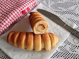 Peanut Butter and Jelly Rolls Source: Trick & Treat