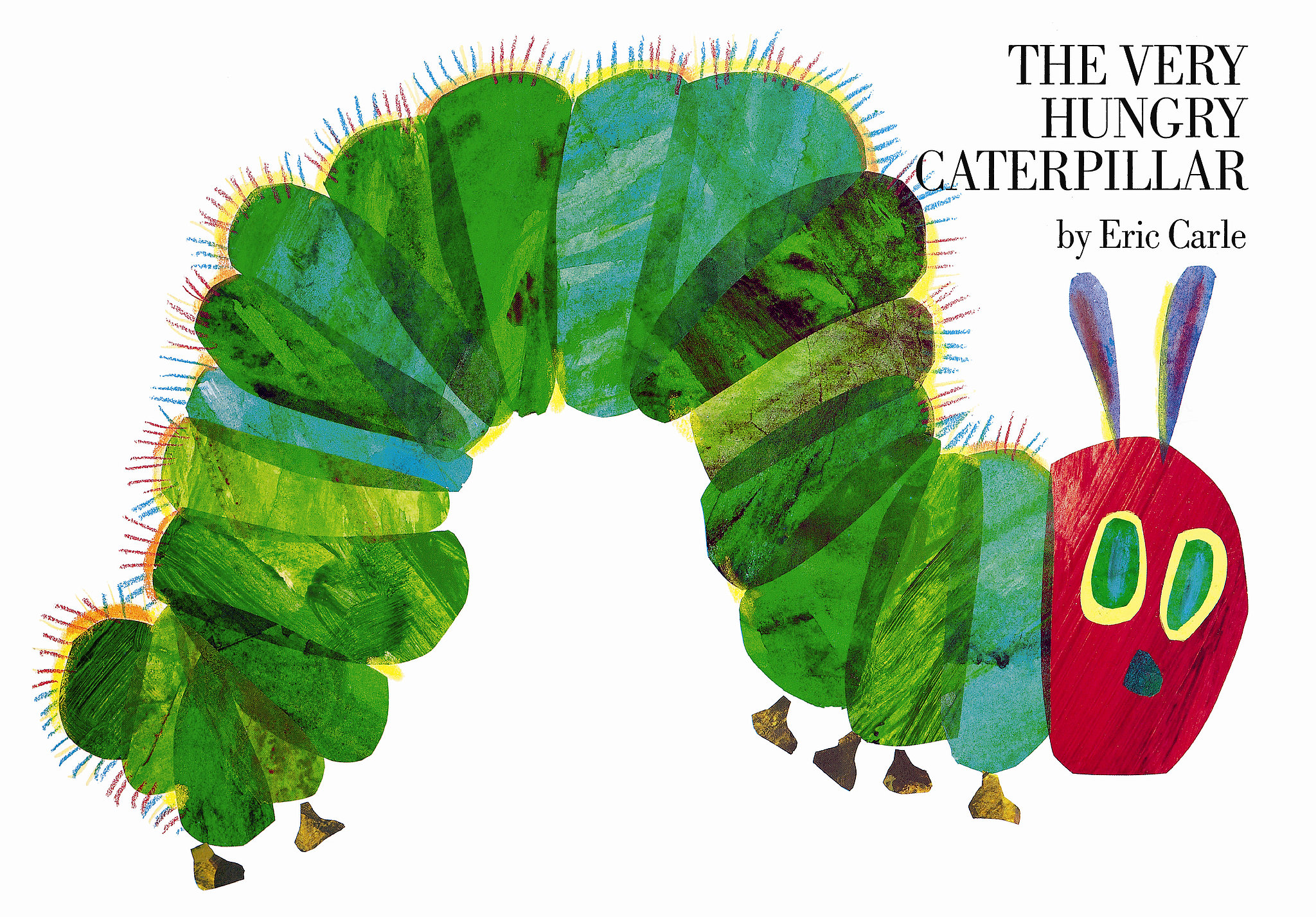 The very hungry caterpillar 20 must have classic children s books