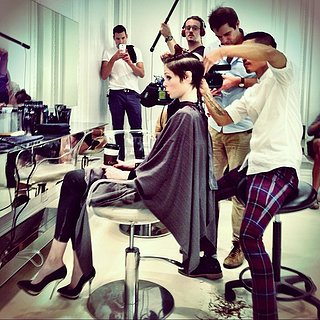 Update! Coco Rocha's Stylists Talks About Her New Pixie