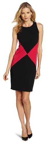 Anne Klein Women's Colorblock Dress