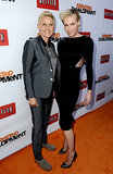 Ellen DeGeneres showed support for Portia de Rossi in April 2013 when she attended the premiere of Arrested Development.