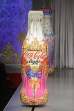 Bottoms up —these Coke bottles have Versace-worthy curves.
