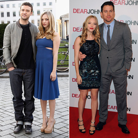 "On having Channing Tatum and Justin Timberlake as costars, Amanda Seyfried dished to Elle in April 2011: ""I can't lie. It didn't suck making out with Channing [Tatum] and Justin [Timberlake]."""