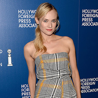 HFPA Luncheon Pictures: Diane Kruger, Liam Hemsworth