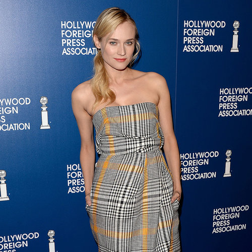 Hollywood Foreign Press Association Luncheon Dresses