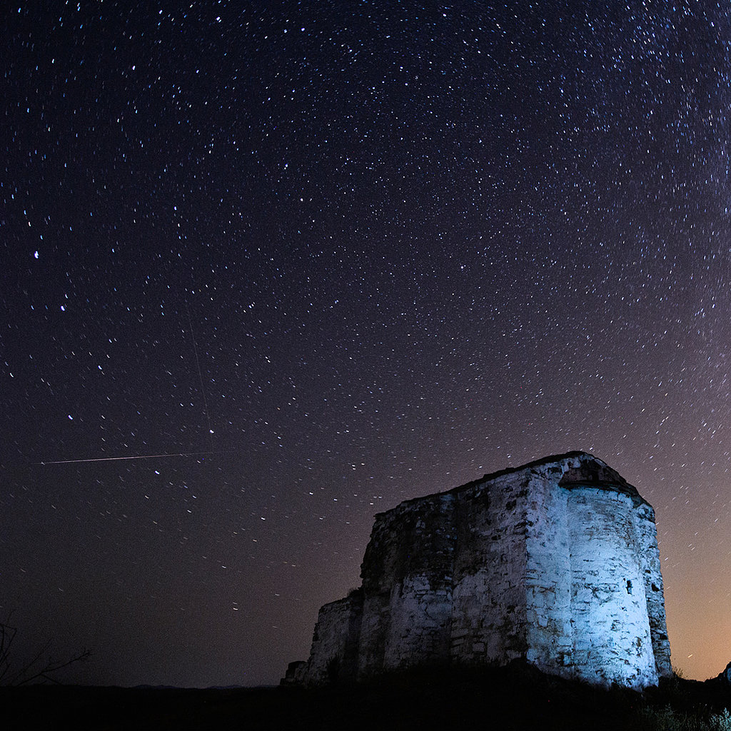 Stargazing: the Best Shots of the Perseid Meteor Show