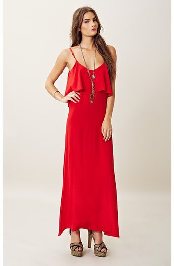 blu moon SILK SUMMER LOVIN MAXI DRESS