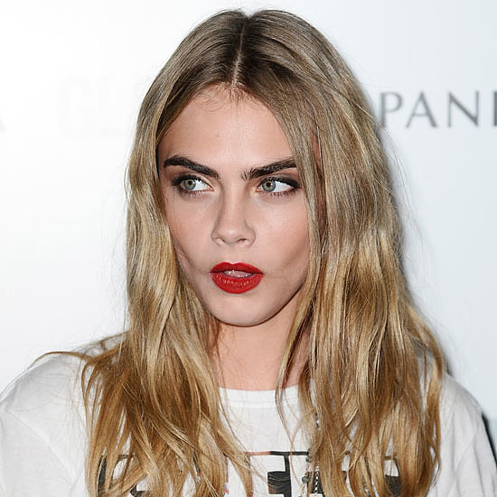 Pictures of Model Cara Delevingne