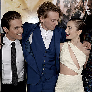The Mortal Instruments LA Premiere Celebrity Pictures