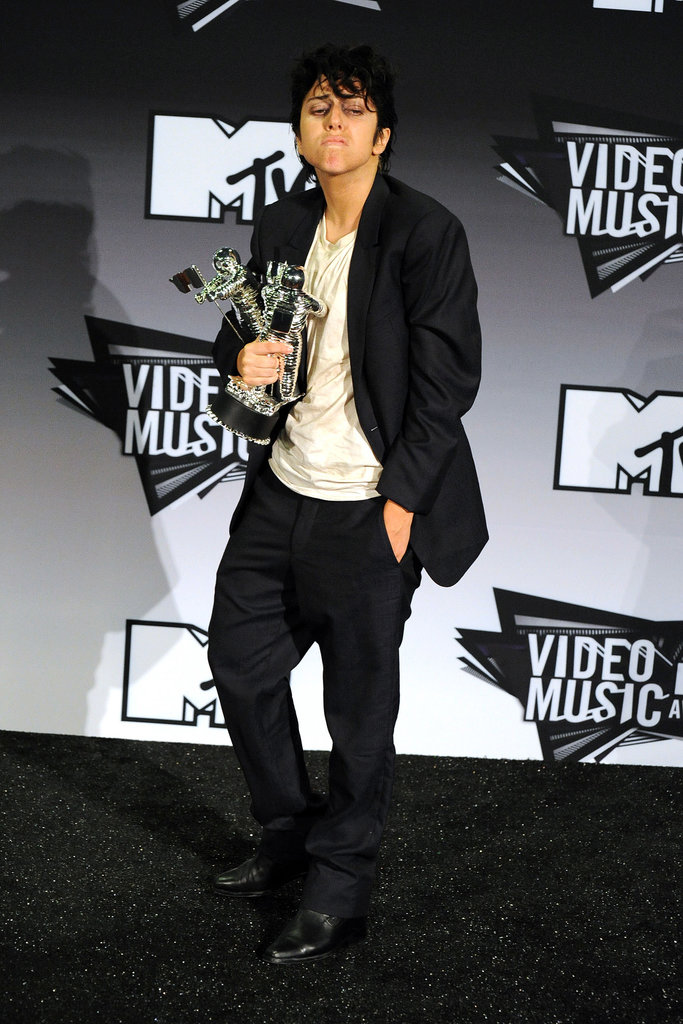 The 2010 VMAs were also when Lady Gaga introduced us to her male alter ego, Jo Calderone.