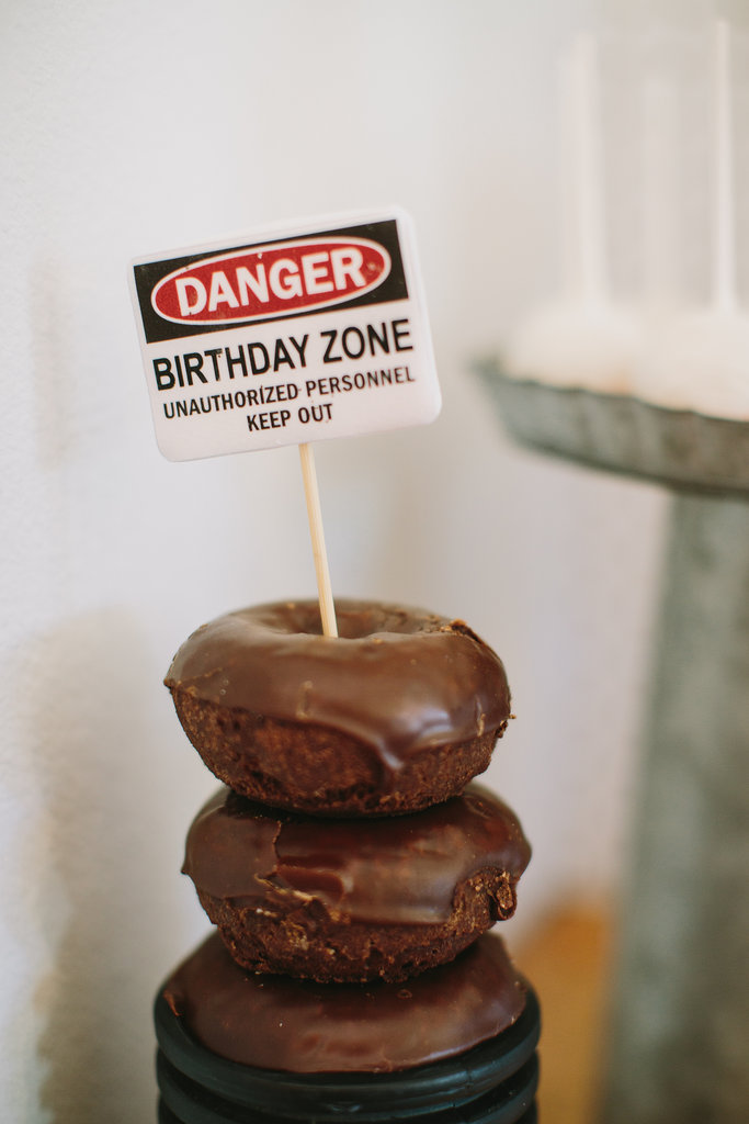 Danger! Birthday Zone!