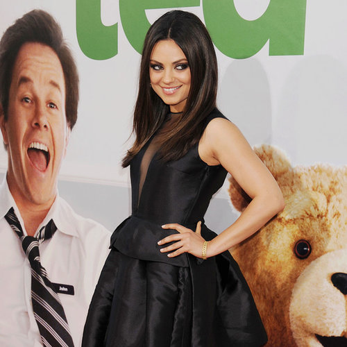 Mila Kunis Style Pictures and Profile