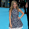 Jennifer Aniston We're the Millers Premiere Dress
