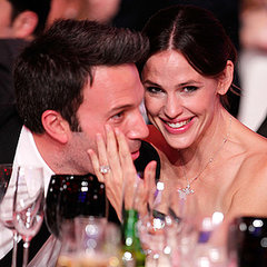 Ben Affleck and Jennifer Garner Cute Couple Moments