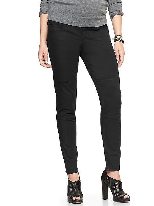 Gap Coated Legging Jeans