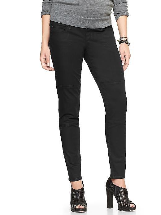 Gap Coated Legging Jeans