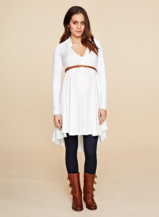 Isabella Oliver Talbot Maternity Tunic