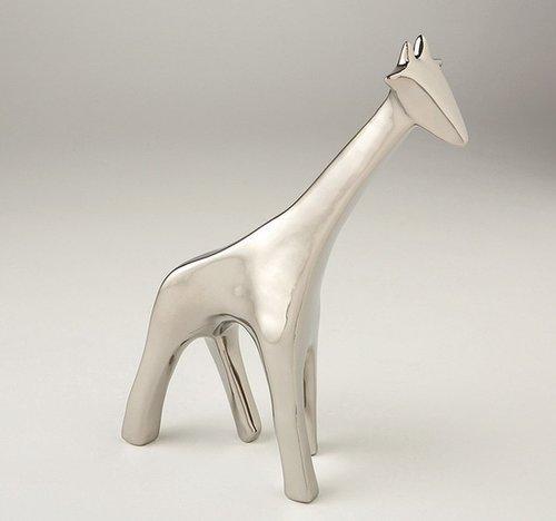 Giraffe-Silver