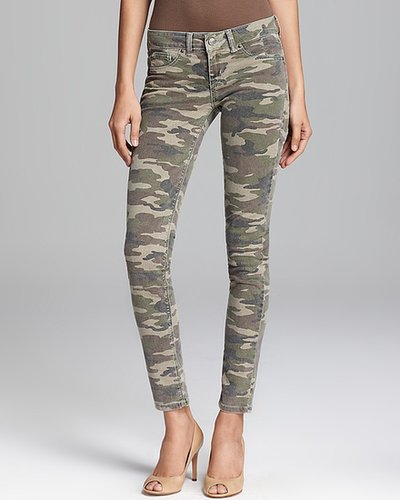 Quotation: SOLD design lab Jeans - Camo Skinny