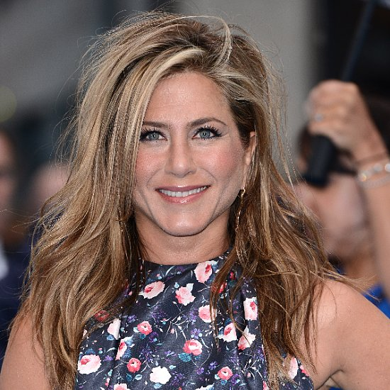 Jennifer Aniston Takes Bedhead to a New Level