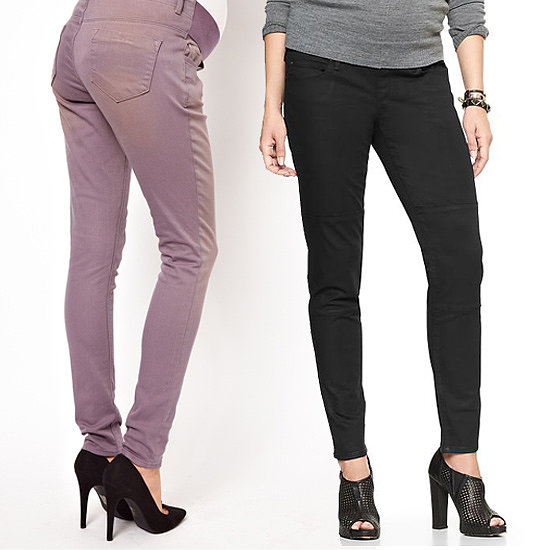 Good Jeans: The Best Fall Denim For Moms-to-Be
