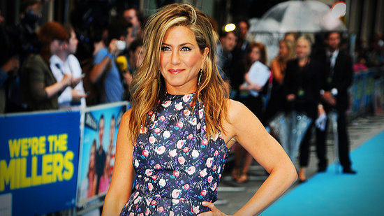 Jennifer Aniston's Shocking New Look