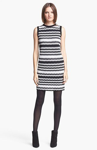 M Missoni Zigzag Shift Dress