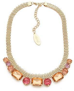 Adia kibur Multi Stone Necklace