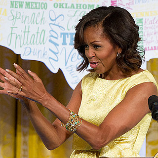 Michelle Obama to Release Hip Hop Album For US Let's Move