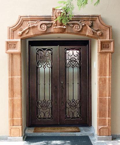 iron front doors   iron exterior doors