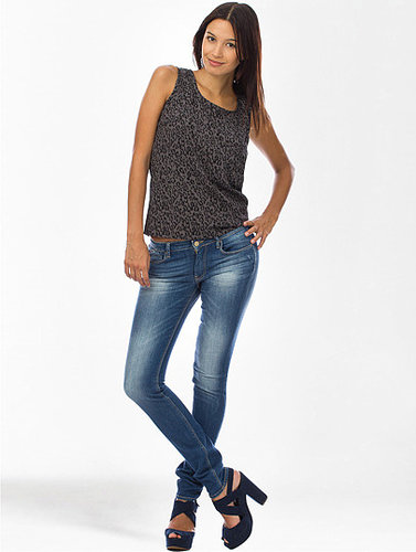 Jeans 316 Slim Bleu Délavé